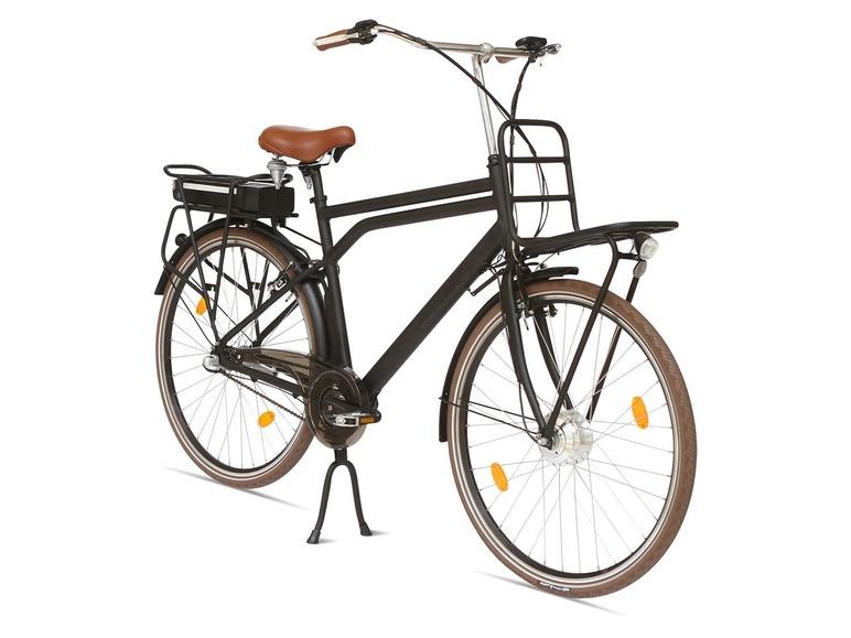 elektrische fiets, lidl, e-bike, transportfiets