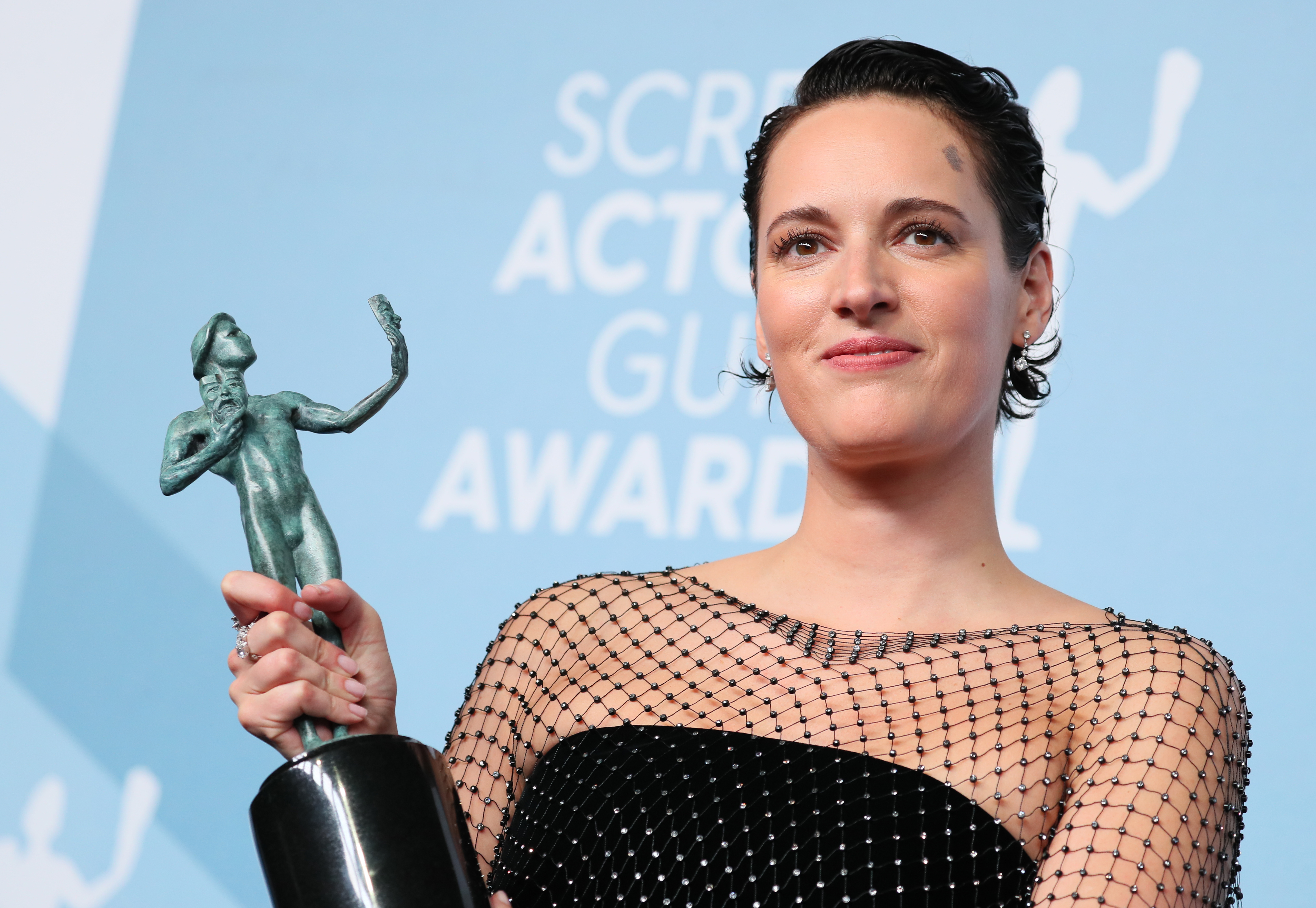 US - ENTERTAINMENT - SAG - FILM - AWARDS - PRESSROOM No Time To Die