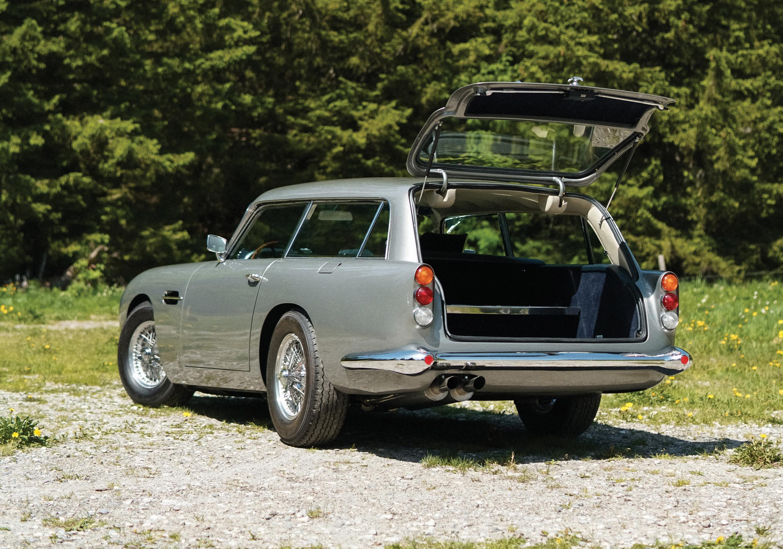 Aston Martin DB5 Stationwagen 2