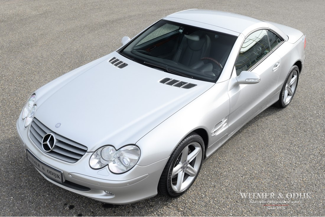 Tweedehands Mercedes-Benz SL500 Roadster 2002 occasion