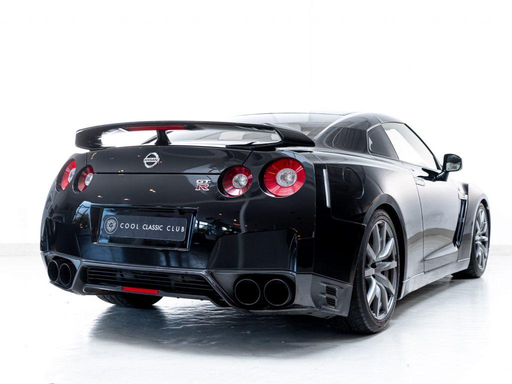 Tweedehands Nissan GT-R 2016 occasion