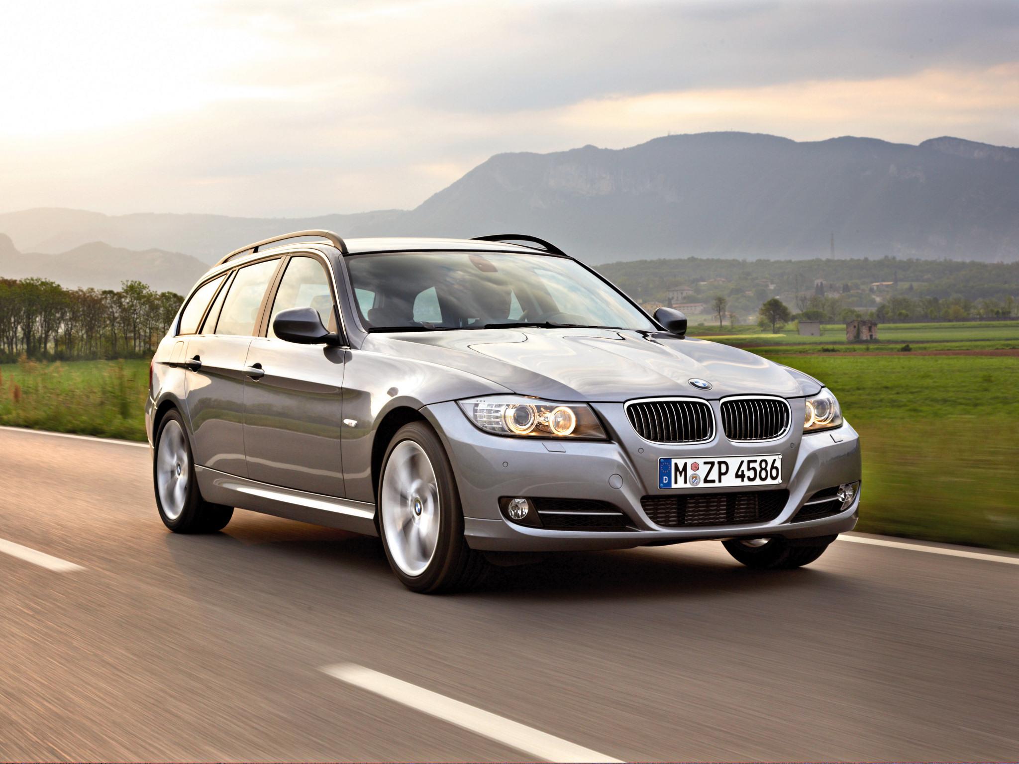 Tweedehands BMW 3 Serie kopen touring