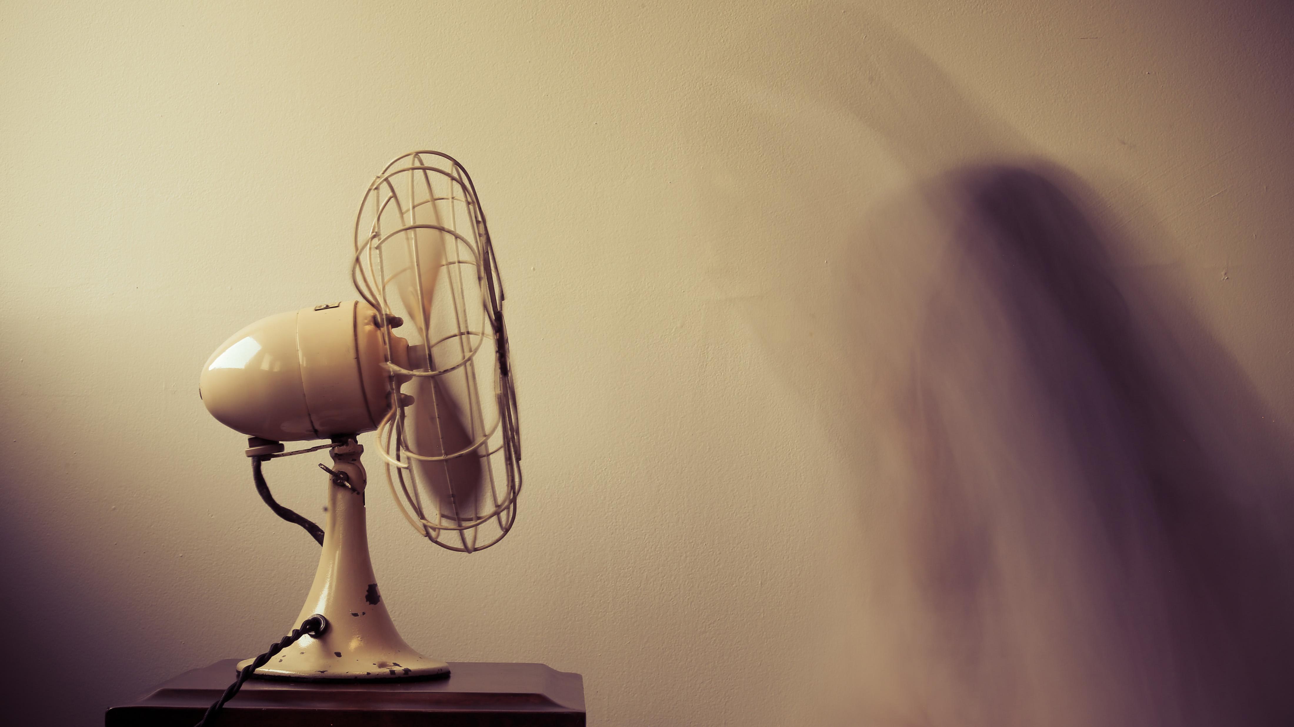 Slapen met een ventilator is ongezond