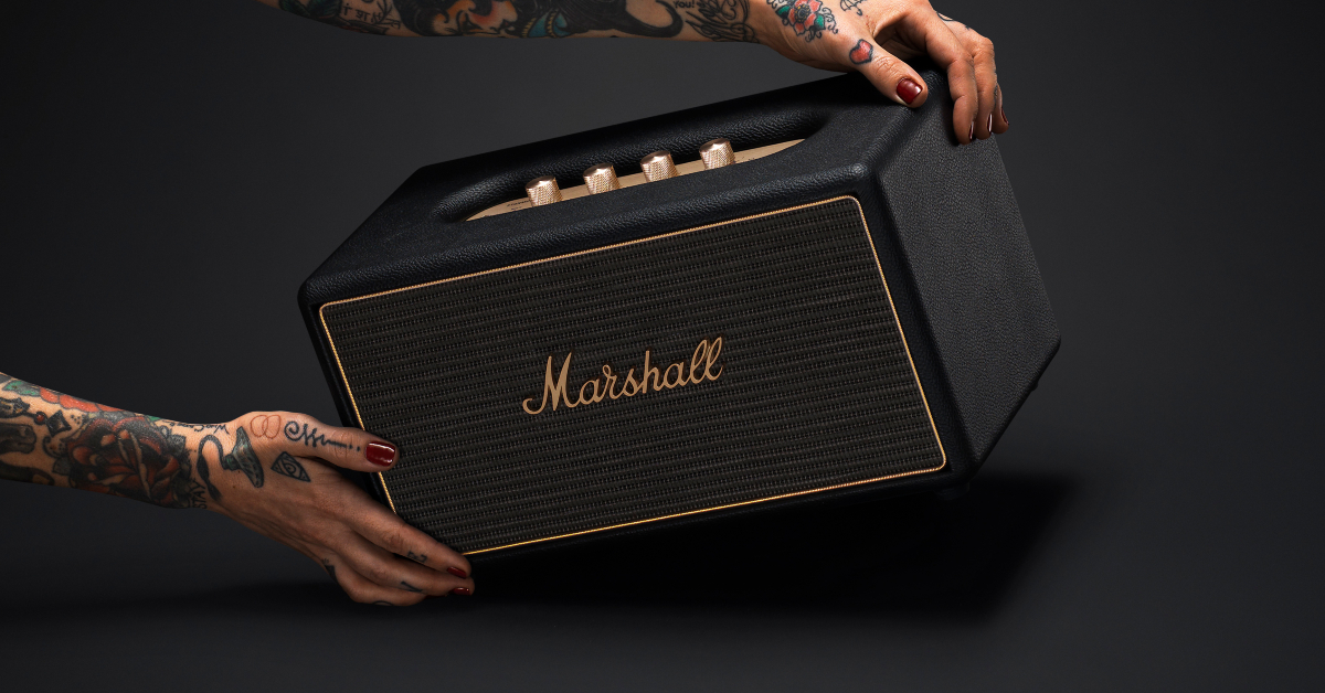 marshal, speaker, bluetooth, stanmore, cadeaus