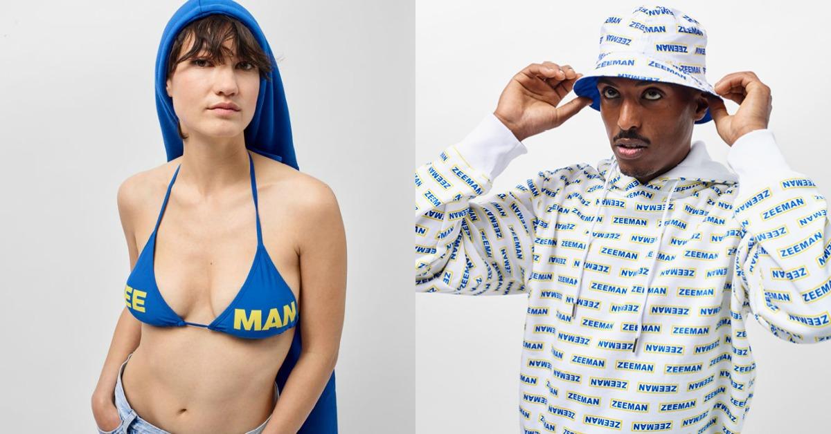 Zeeman dropt fashionable fancollectie voor heren en dames
