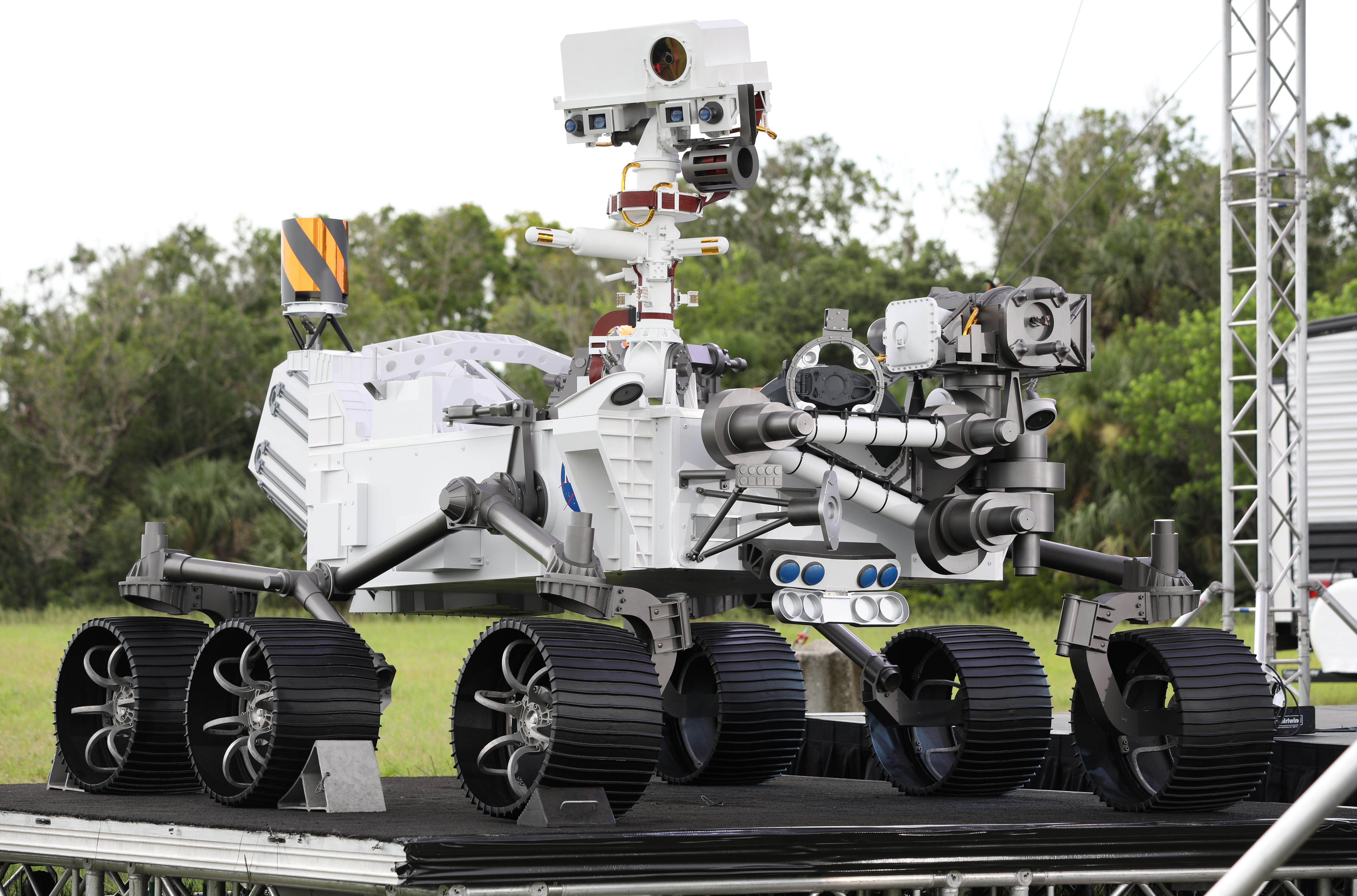 mars rover, Perseverance, nasa, buitenaards leven, aliens