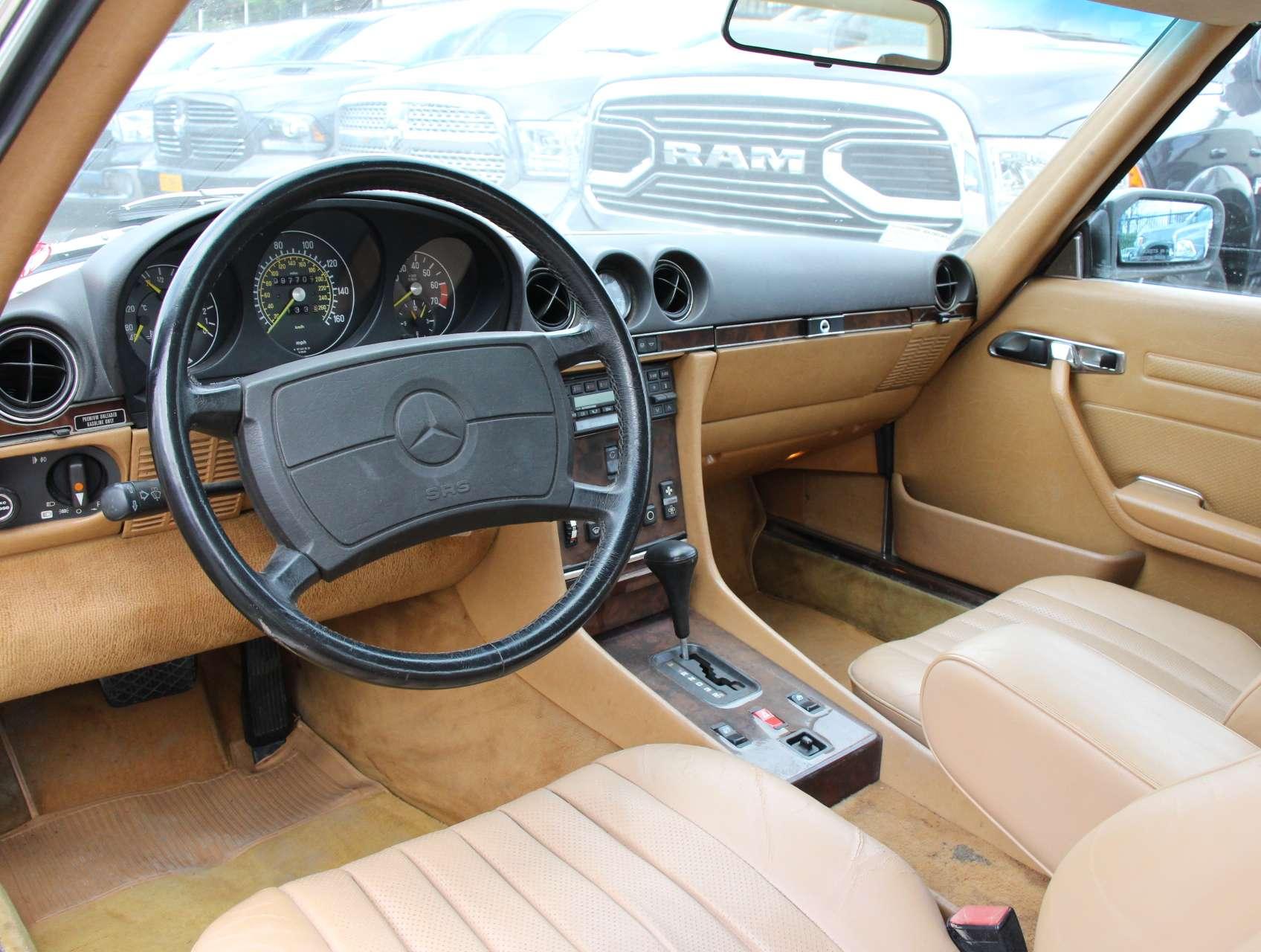 Tweedehands Mercedes-Benz SL 560 Cabriolet 1986 occasion