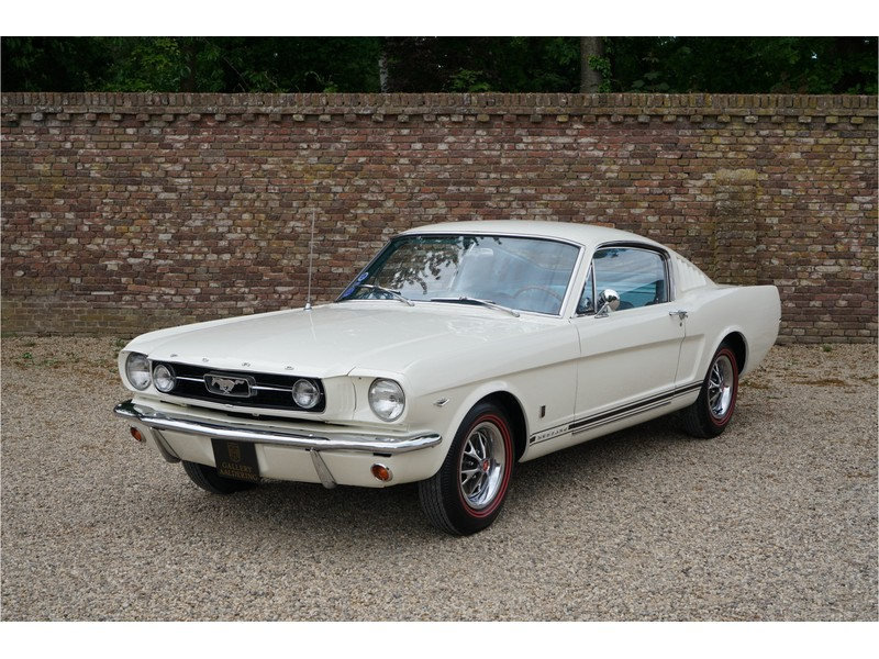 Tweedehands Ford Mustang GT 1966 occasion