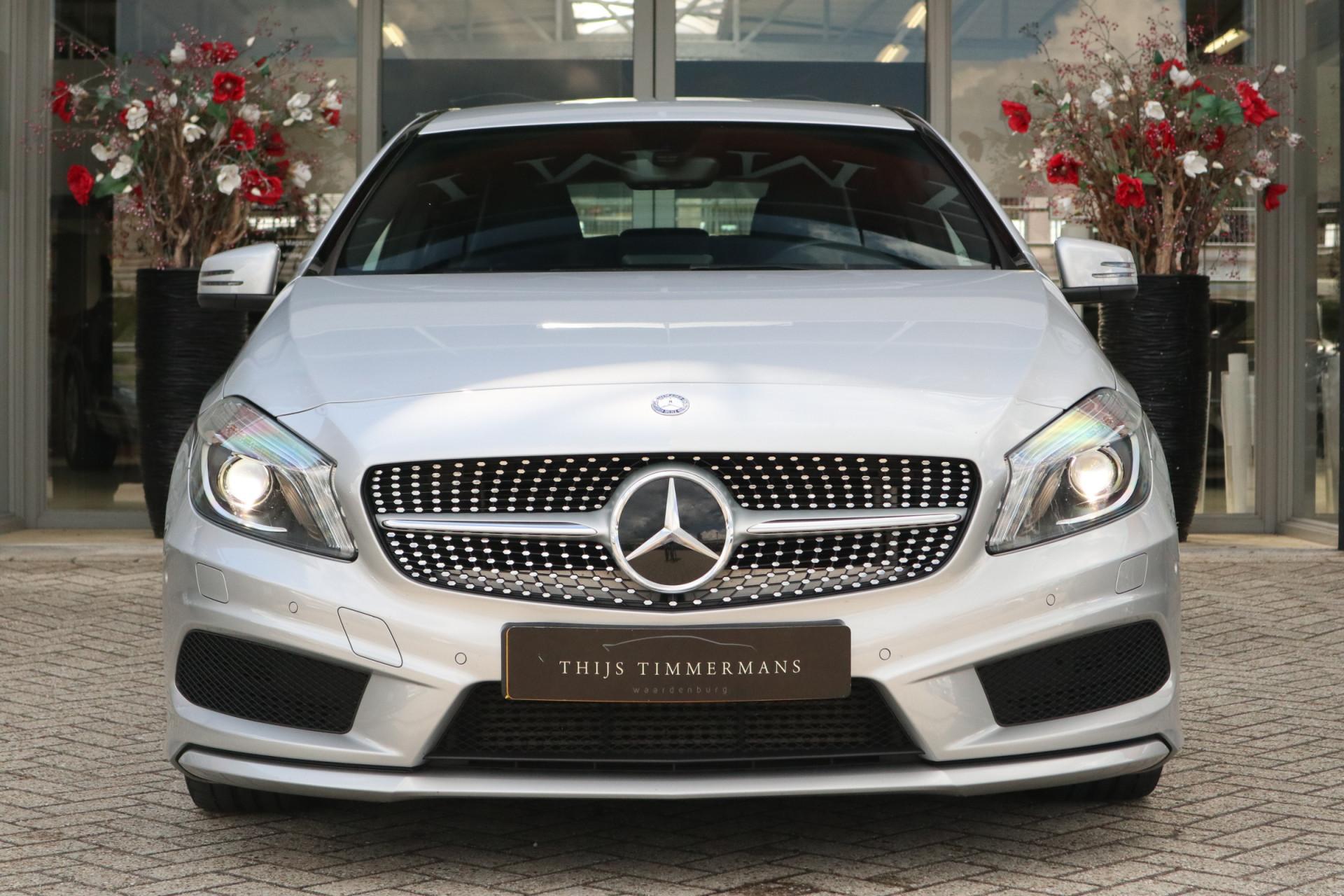 Tweedehands Mercedes-Benz A-Klasse A180 AMG 2015 occasion