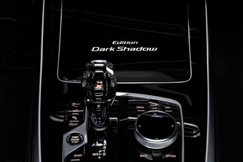 x7 dark shadow edition, duister, suv
