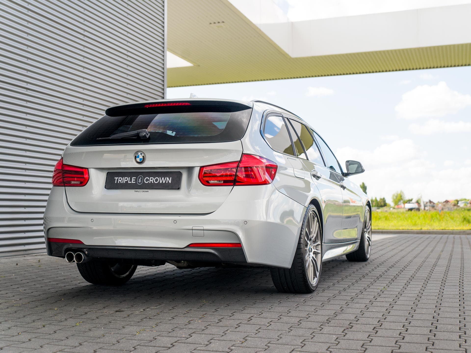 Tweedehands BMW 3 Serie Touring M-Sport occasion