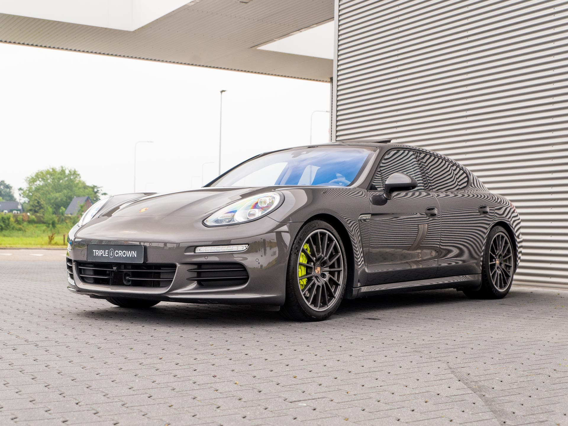 Tweedehands Porsche Panamera 3.0 S E-Hybrid occasion