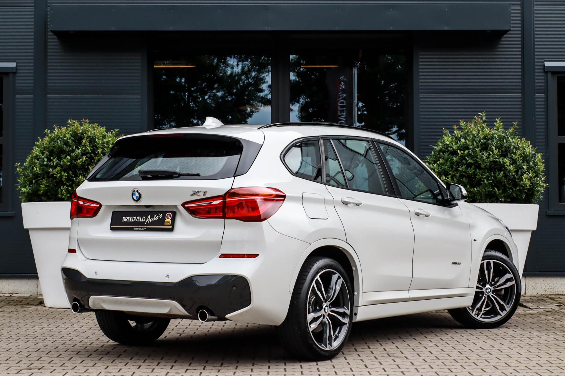 Tweedehands BMW X1 2017 occasion
