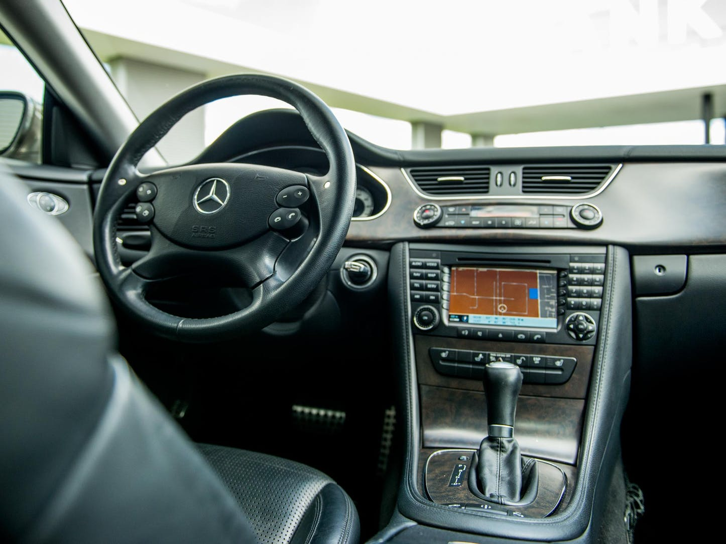 Tweedehands Mercedes-Benz CLS 55 AMG 2005 occasion
