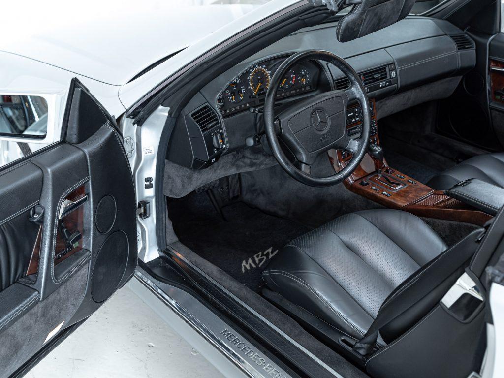 Tweedehands Mercedes-Benz 600 SL 1995 occasion