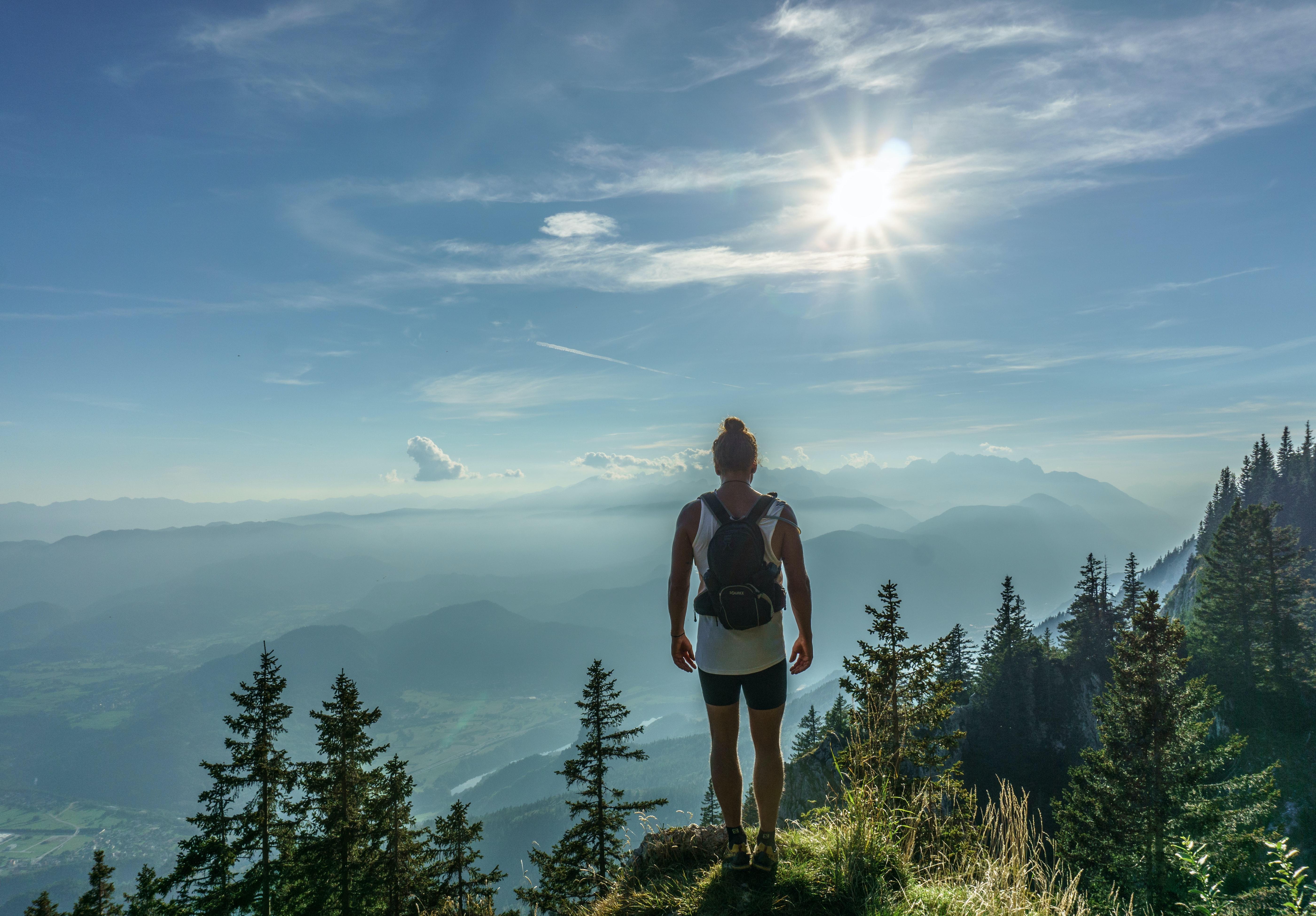hiken, Slovenië, actieve vakantie, wandelen