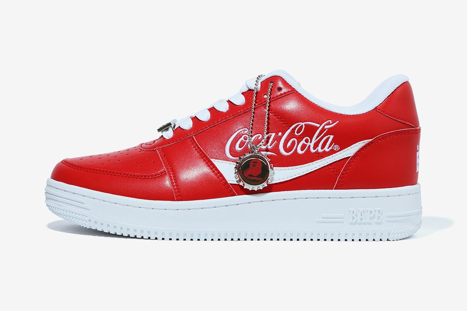 coca-cola bathing-ape-bape, sneakers, week 30