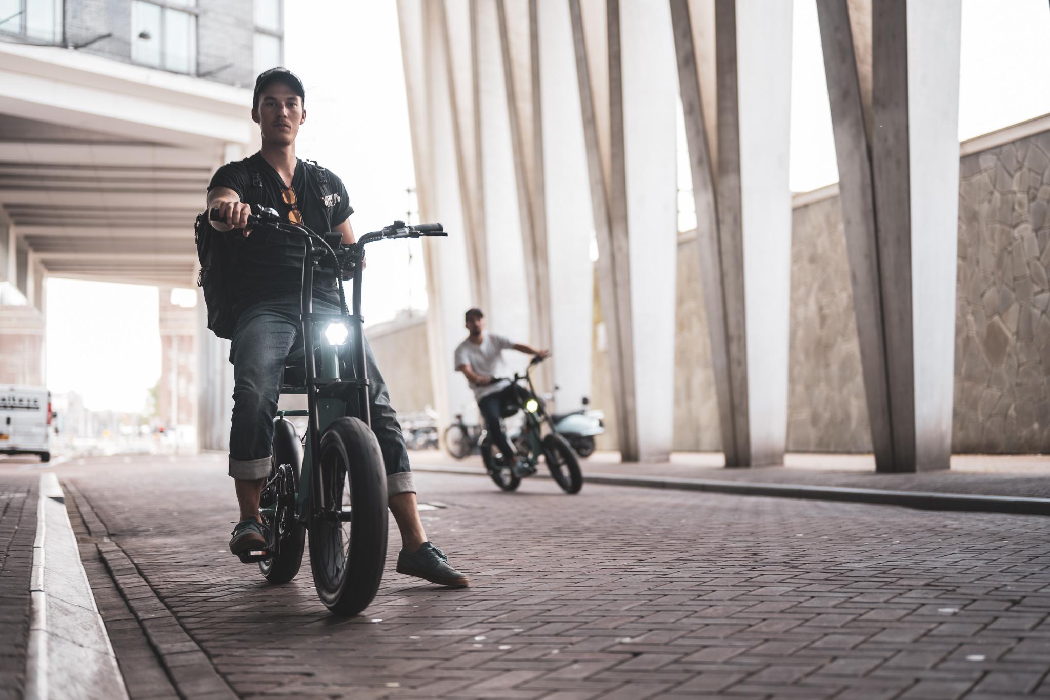 phatfour rauwe elektrische fiets