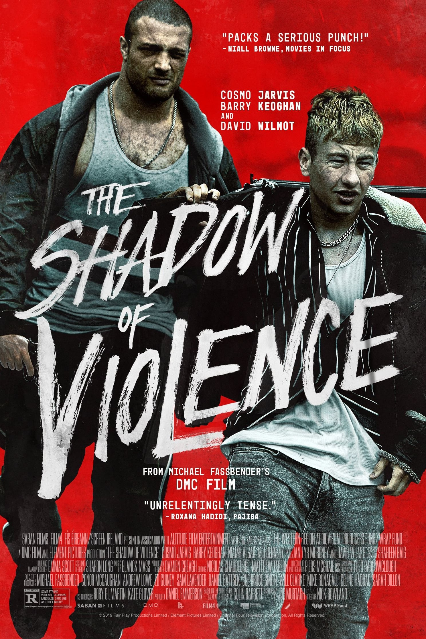 The Shadow of Violence trailer