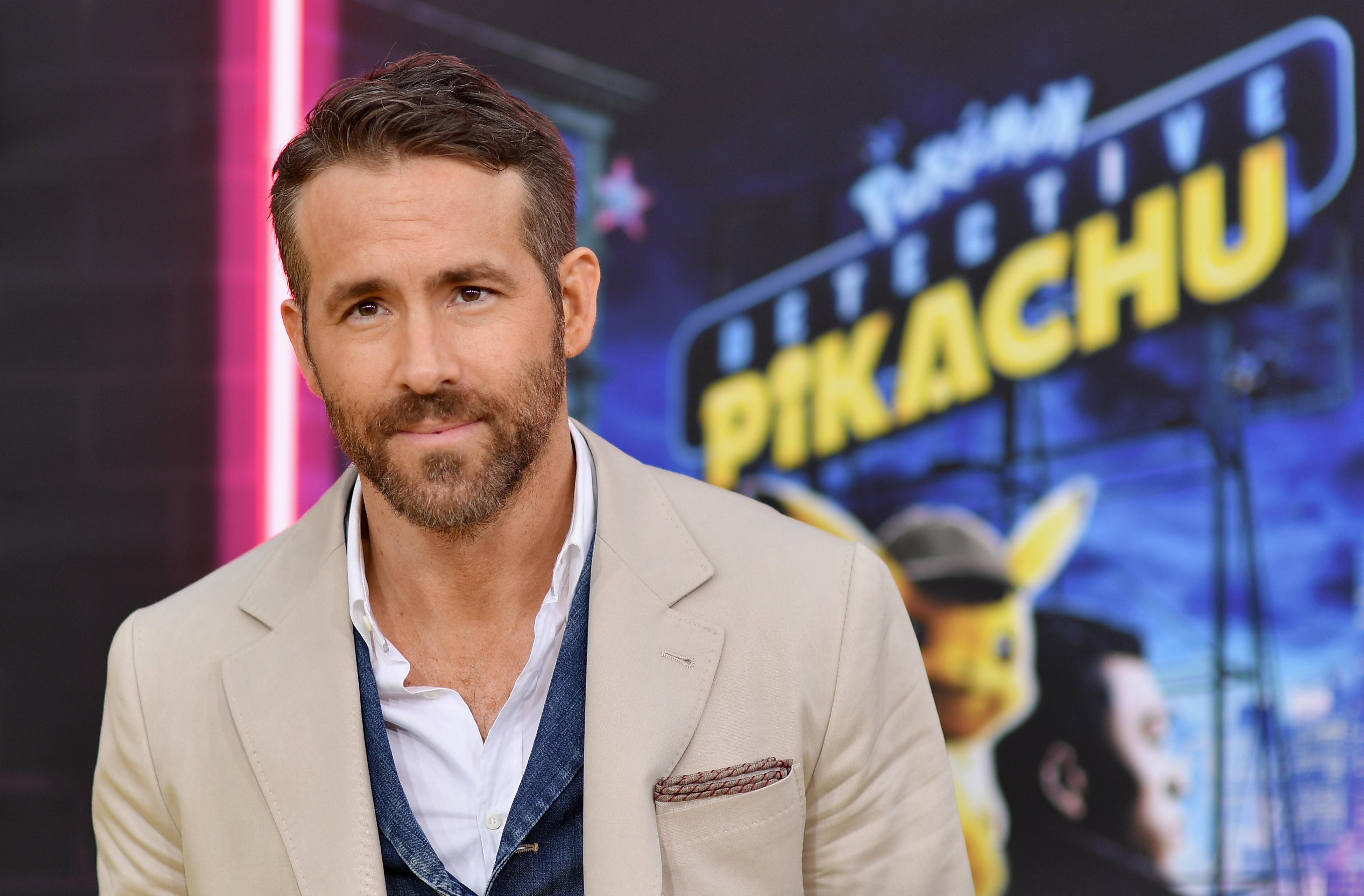 Ryan Reynolds Best betaalde acteurs 2020