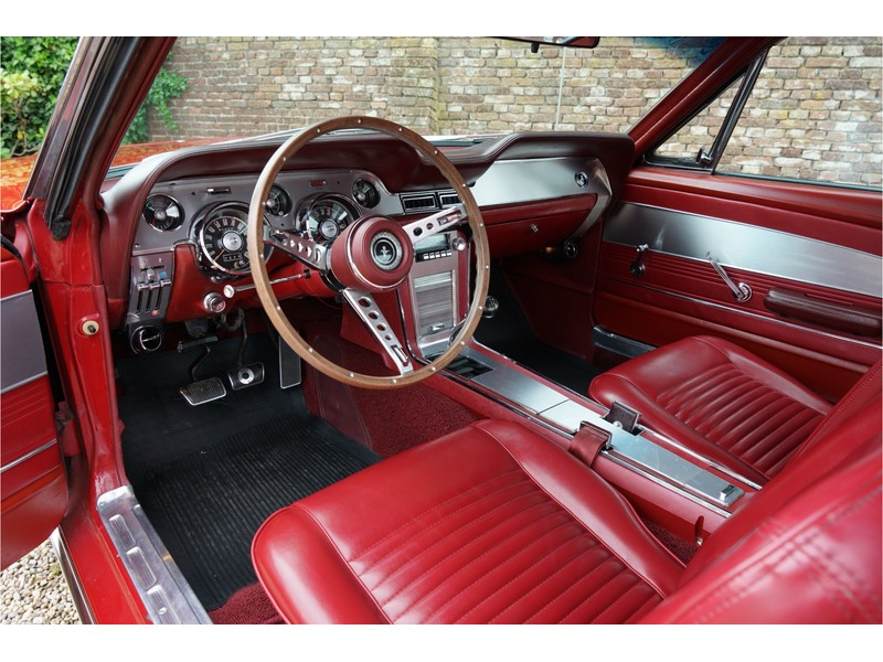 Tweedehands Ford Mustang GT Fastback 1967 occasion