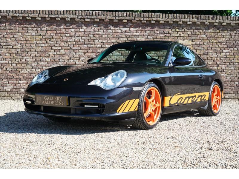 Tweedehands Porsche 911 Coupé Carrera 2004 occasion