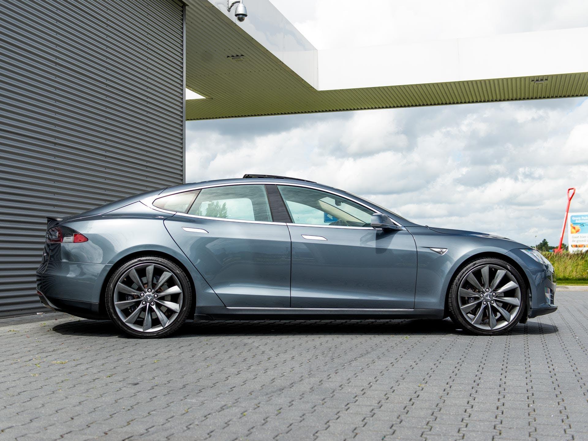 Tweedehands Tesla Model S P85+ 2013 occasion