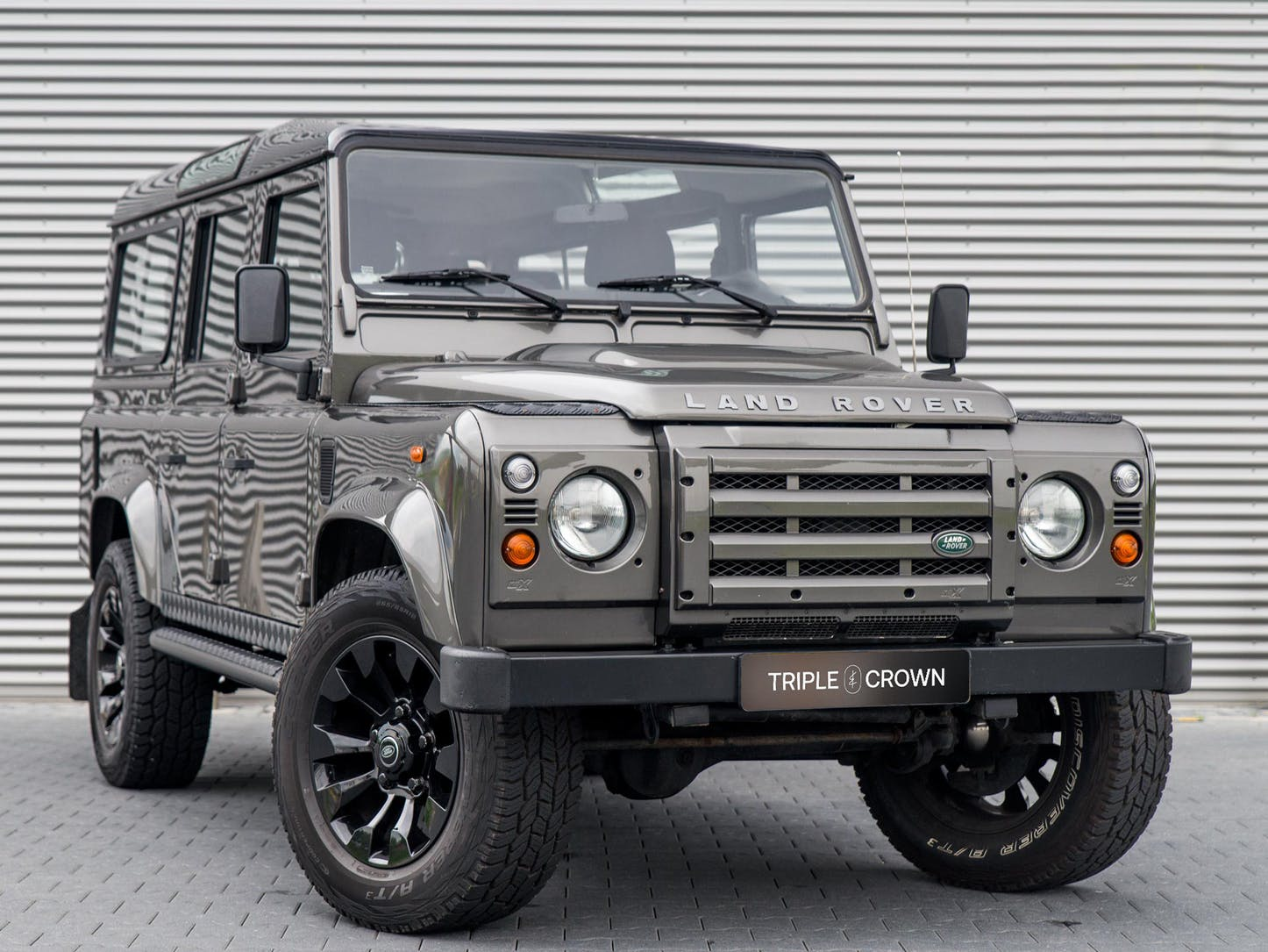 Tweedehands Land Rover Defender 2007 occasion