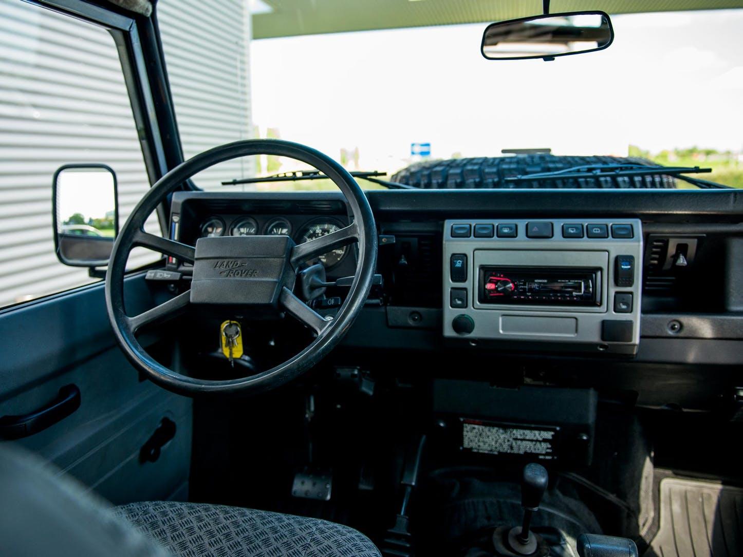 Tweedehands Land Rover Defender V8 1983 occasion