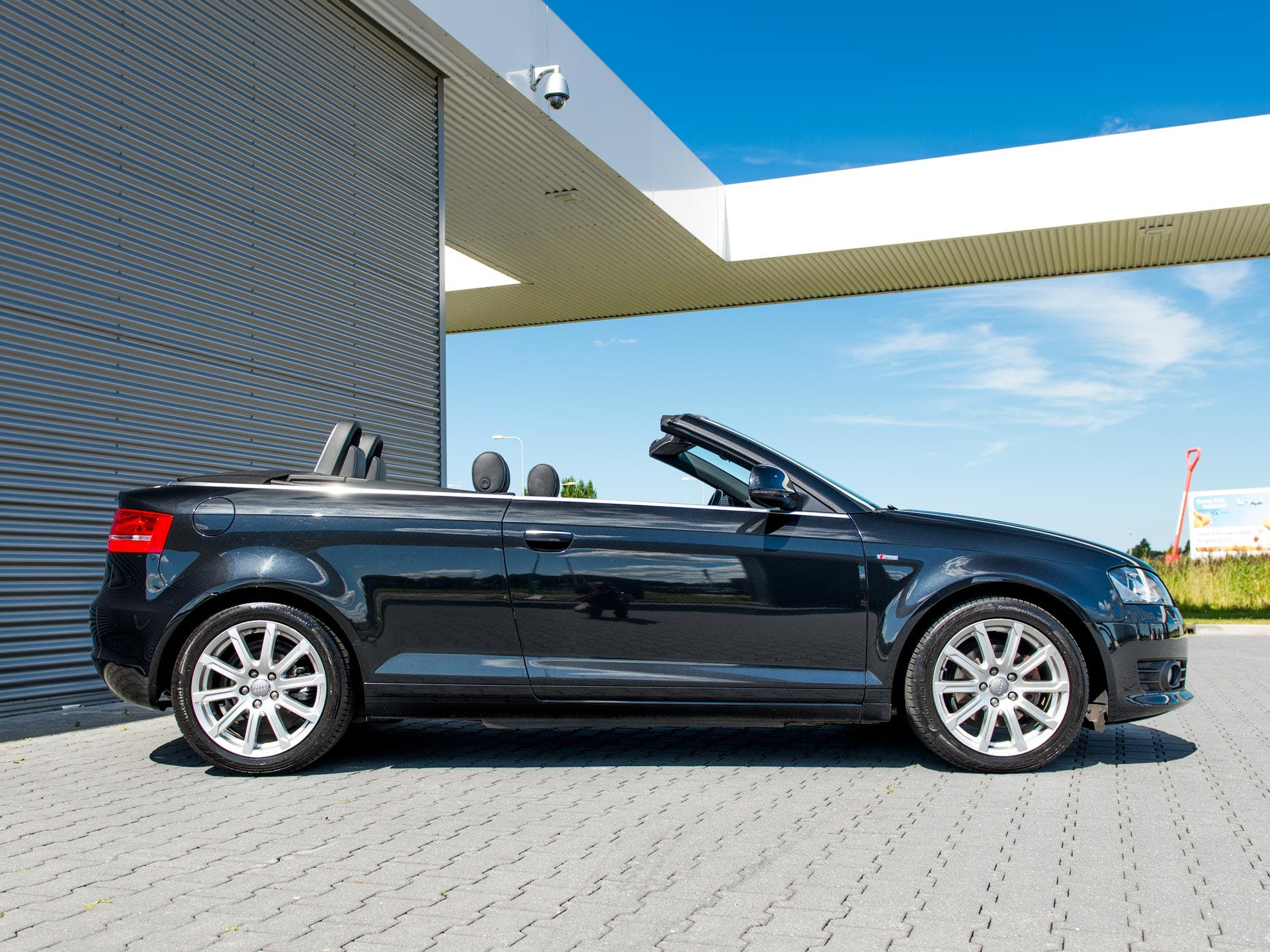 Tweedehands Audi A3 Cabriolet 2010 occasion