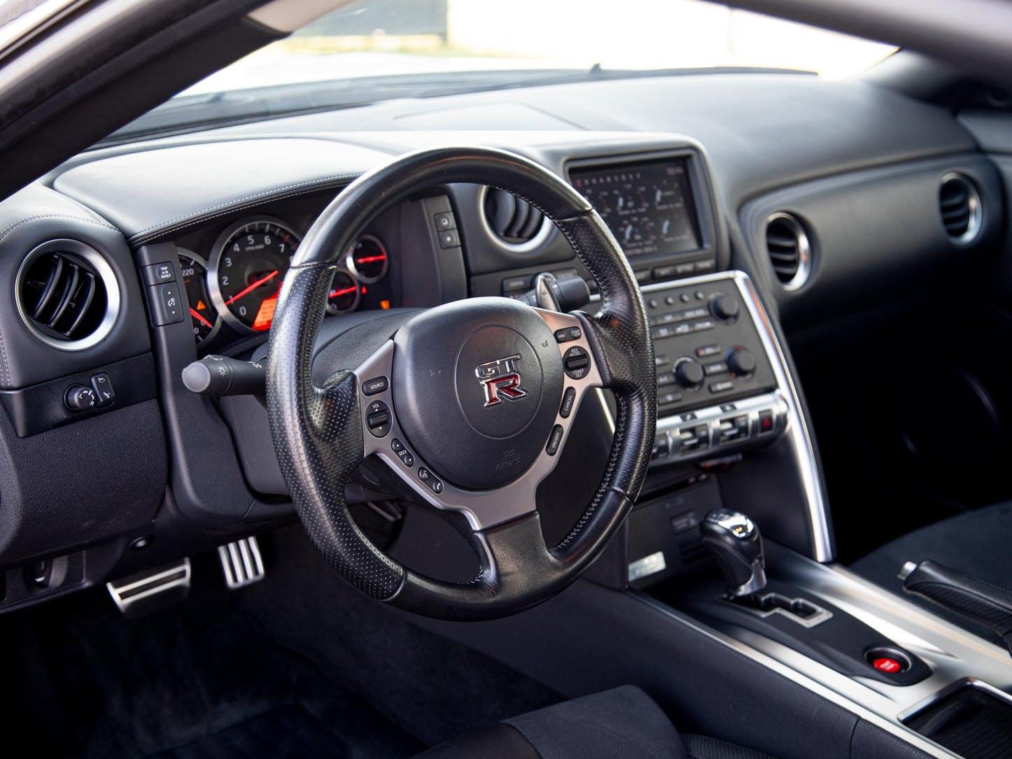 Tweedehands Nissan GT-R 2009 occasion