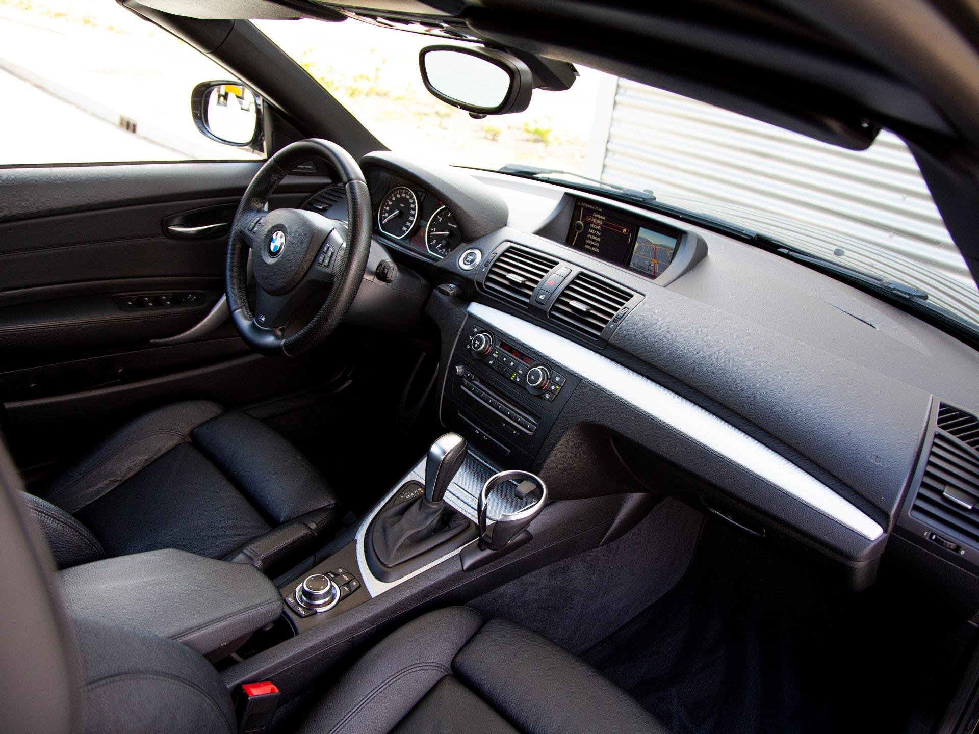 Tweedehands BMW 1 Serie Cabrio occasion