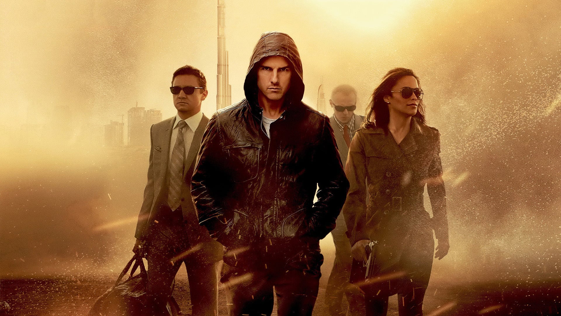Mission: Impossible: Ghost Protocol Best betaalde filmrollen Tom Cruise