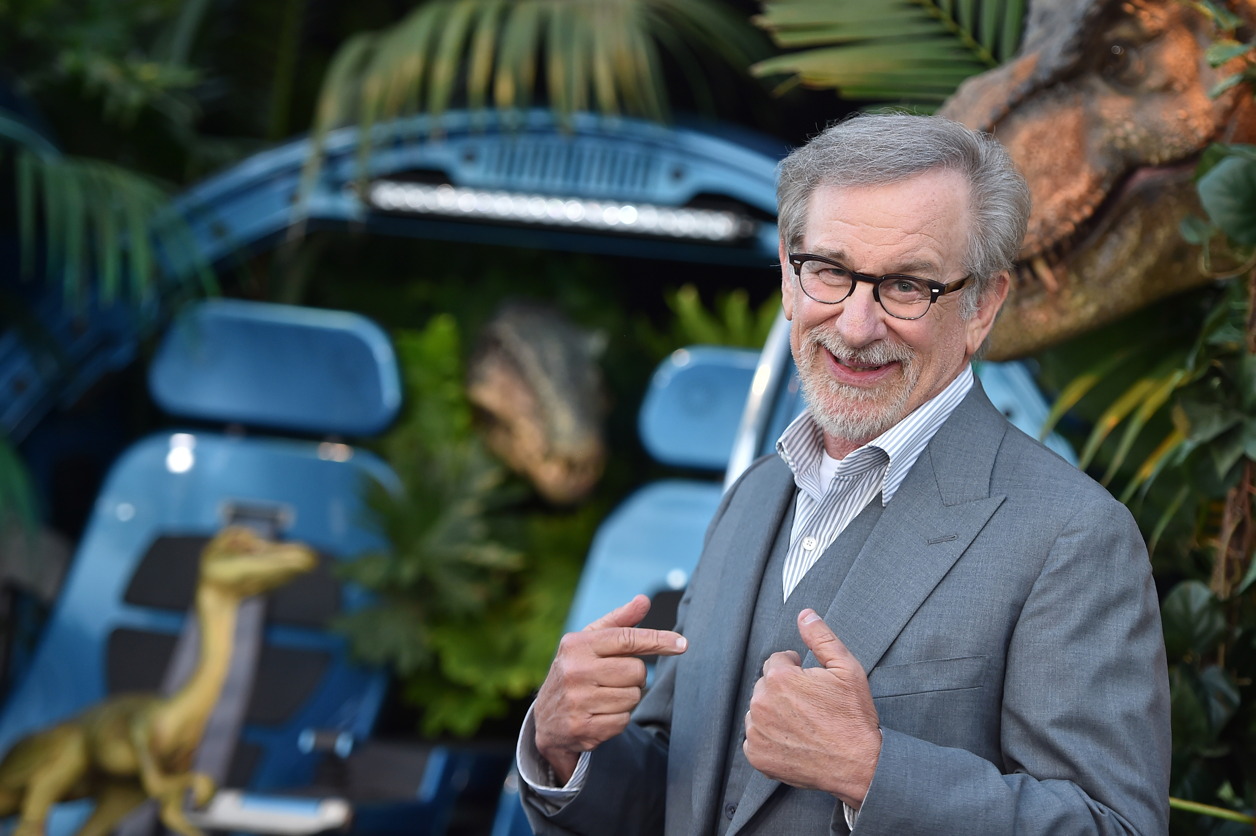 Steven Spielberg miljardair Hollywood