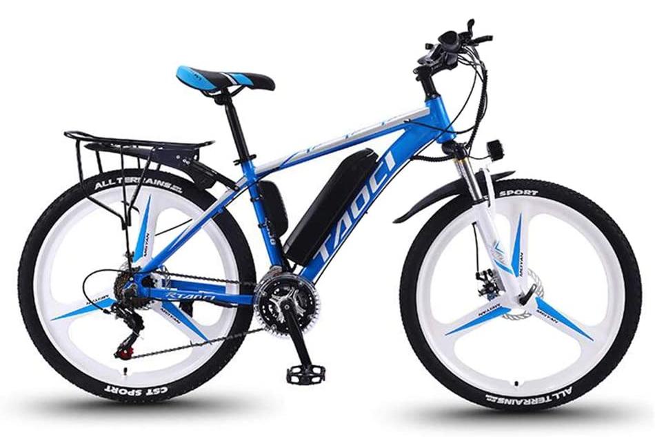 e-bike, mountainbike, amazon, elektrische fiets, sportief