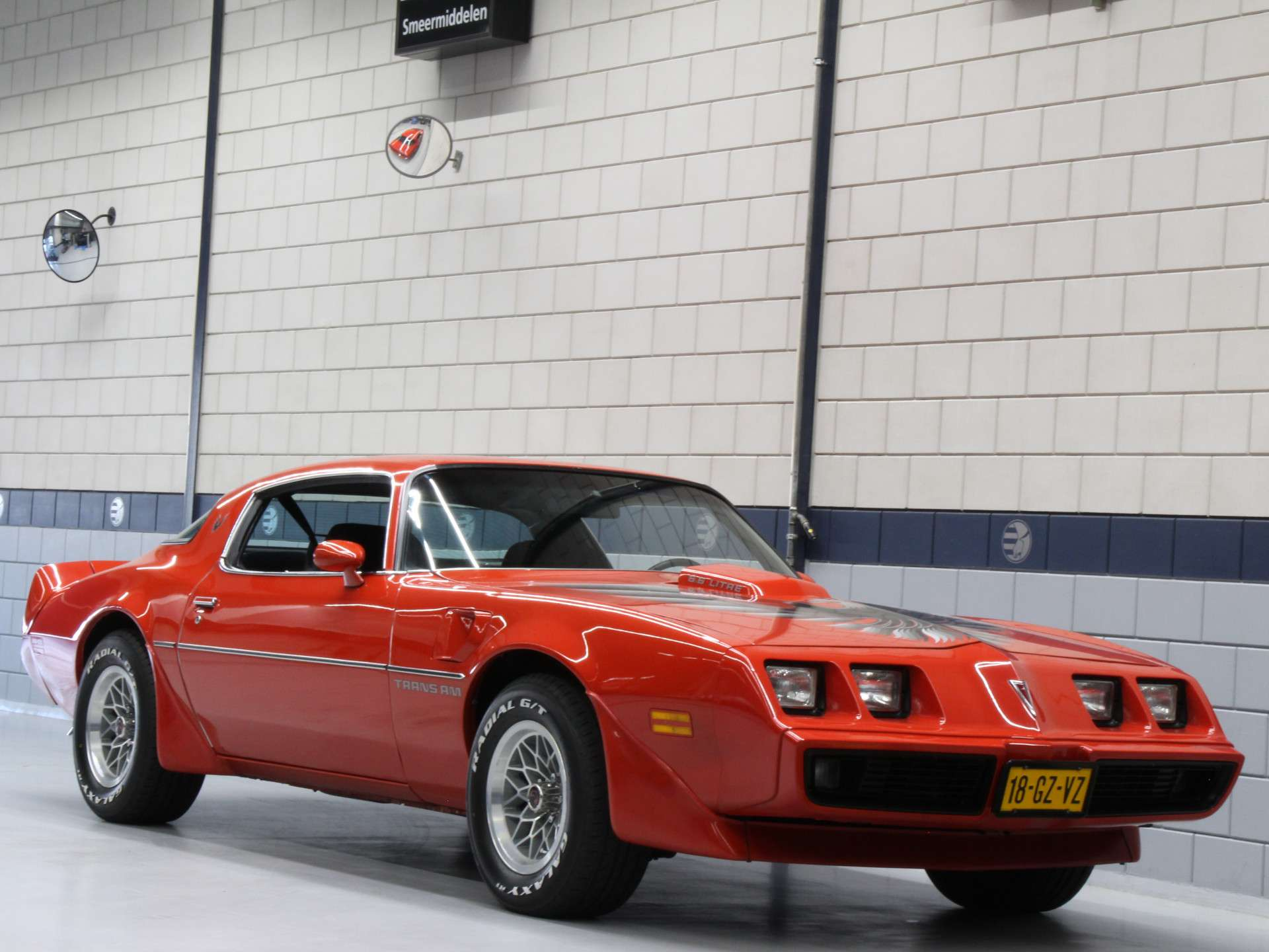 Tweedehands Pontiac Trans Am 1979 occasion