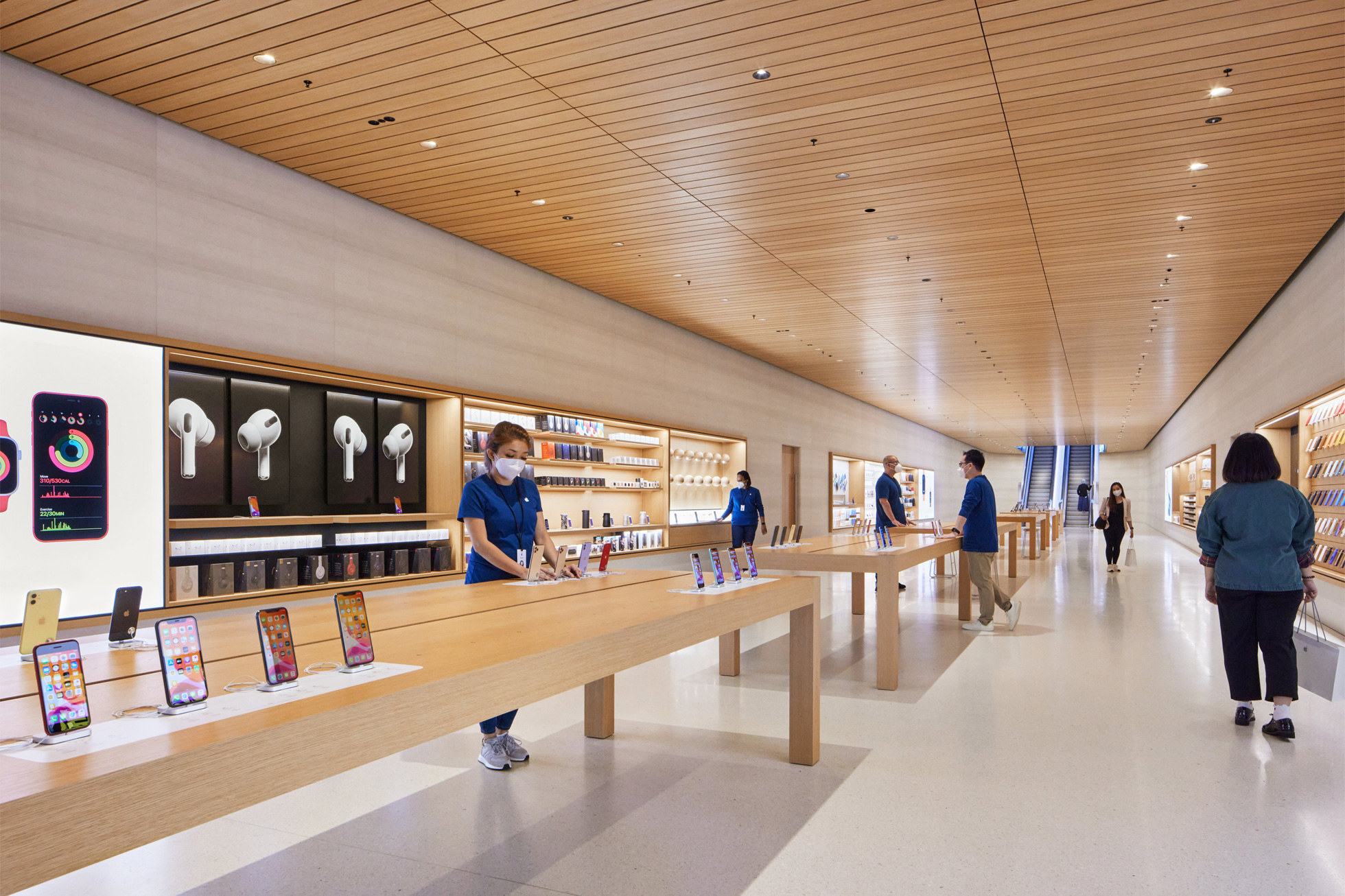 apple store, singapore, pantheon, rome, koepel