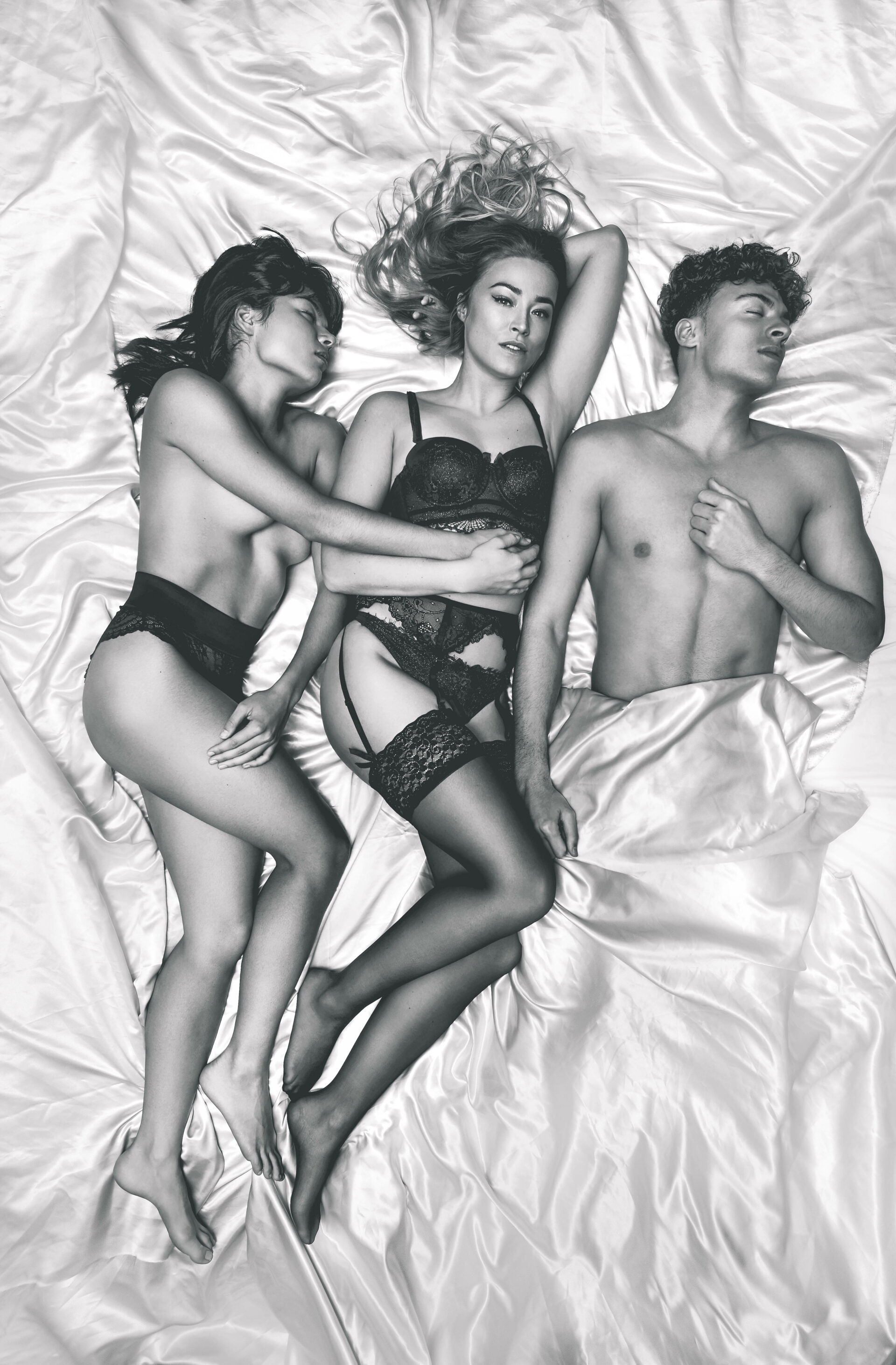 Geraldine Kemper, van gils, campagne, topless