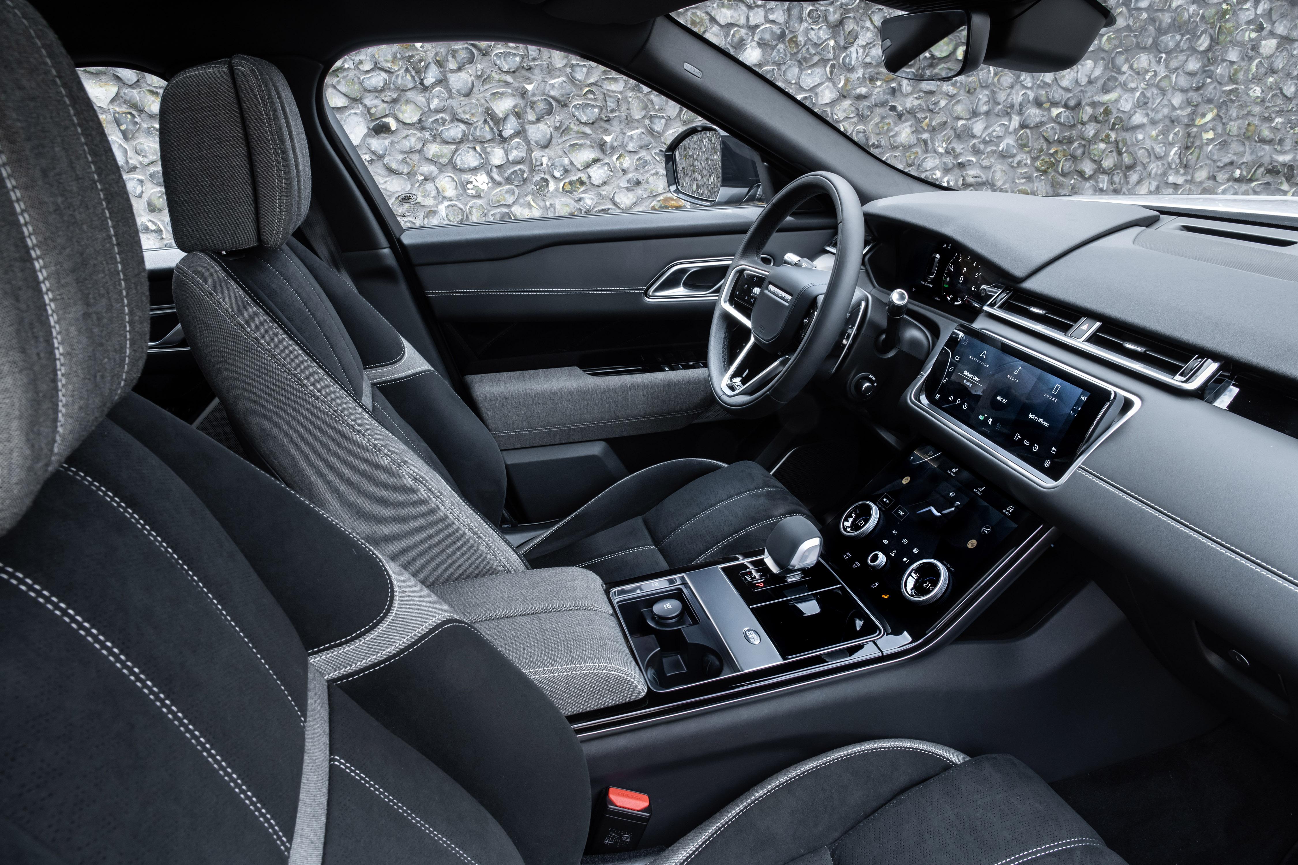 nieuwe range rover plug-in
