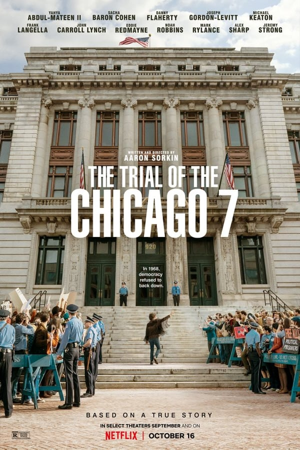 The Trial of the Chicago 7 Netflix