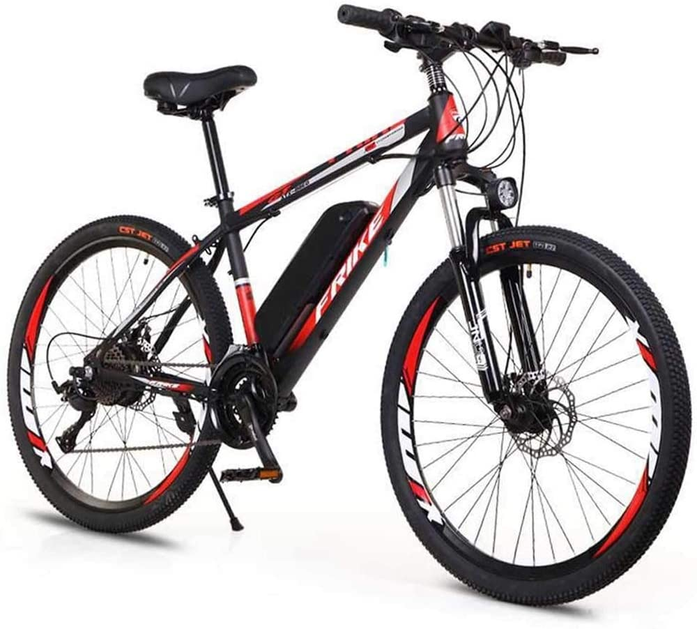 elektrische mountainbike, e-bike, elektrische fiets, amazon