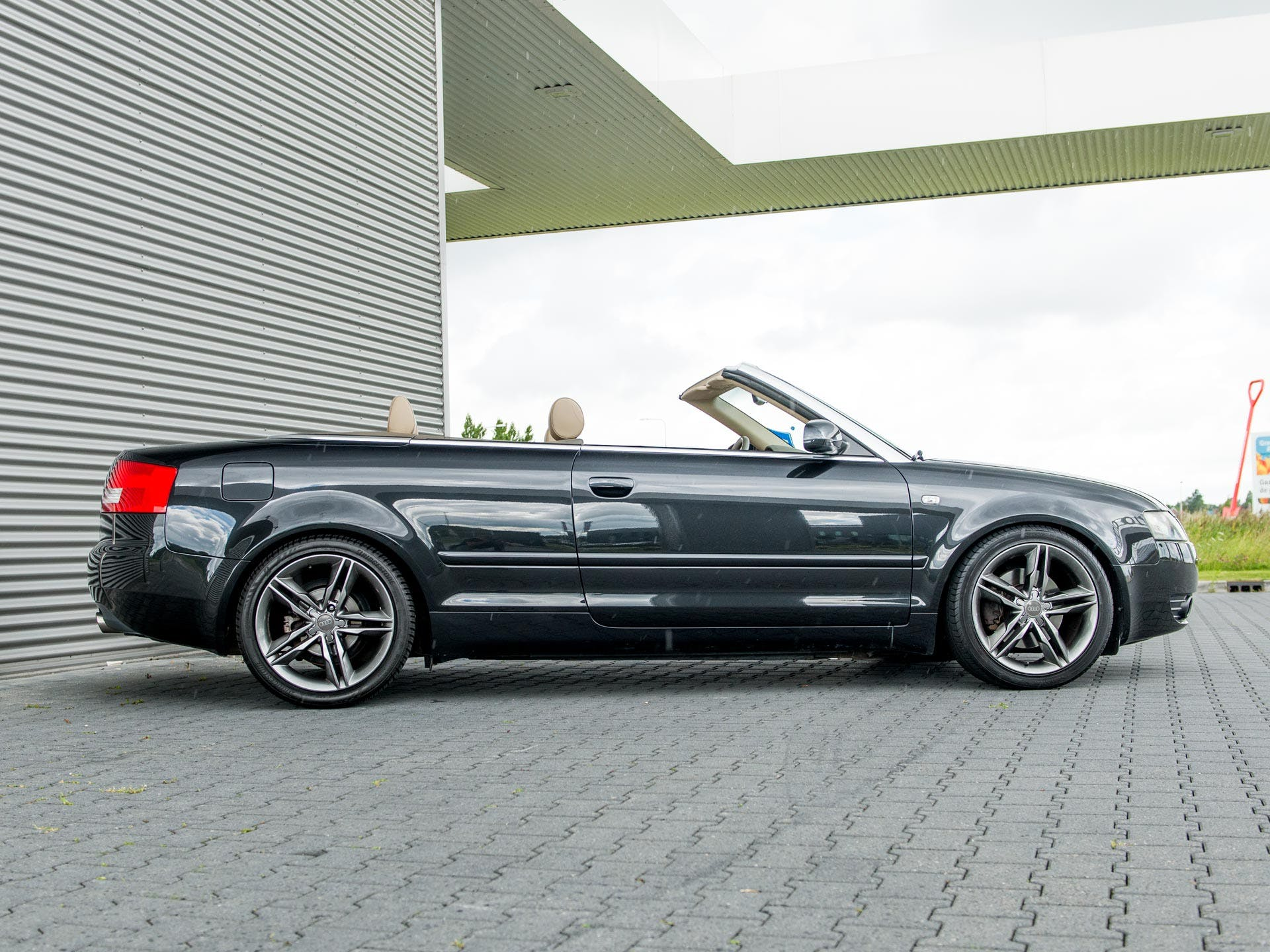 Tweedehands Audi A4 Cabriolet 2003 occasion