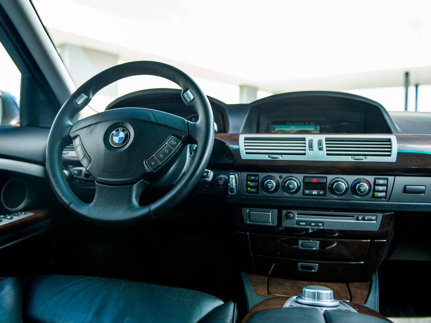 Tweedehands BMW 7 Serie 750i 2005 occasion