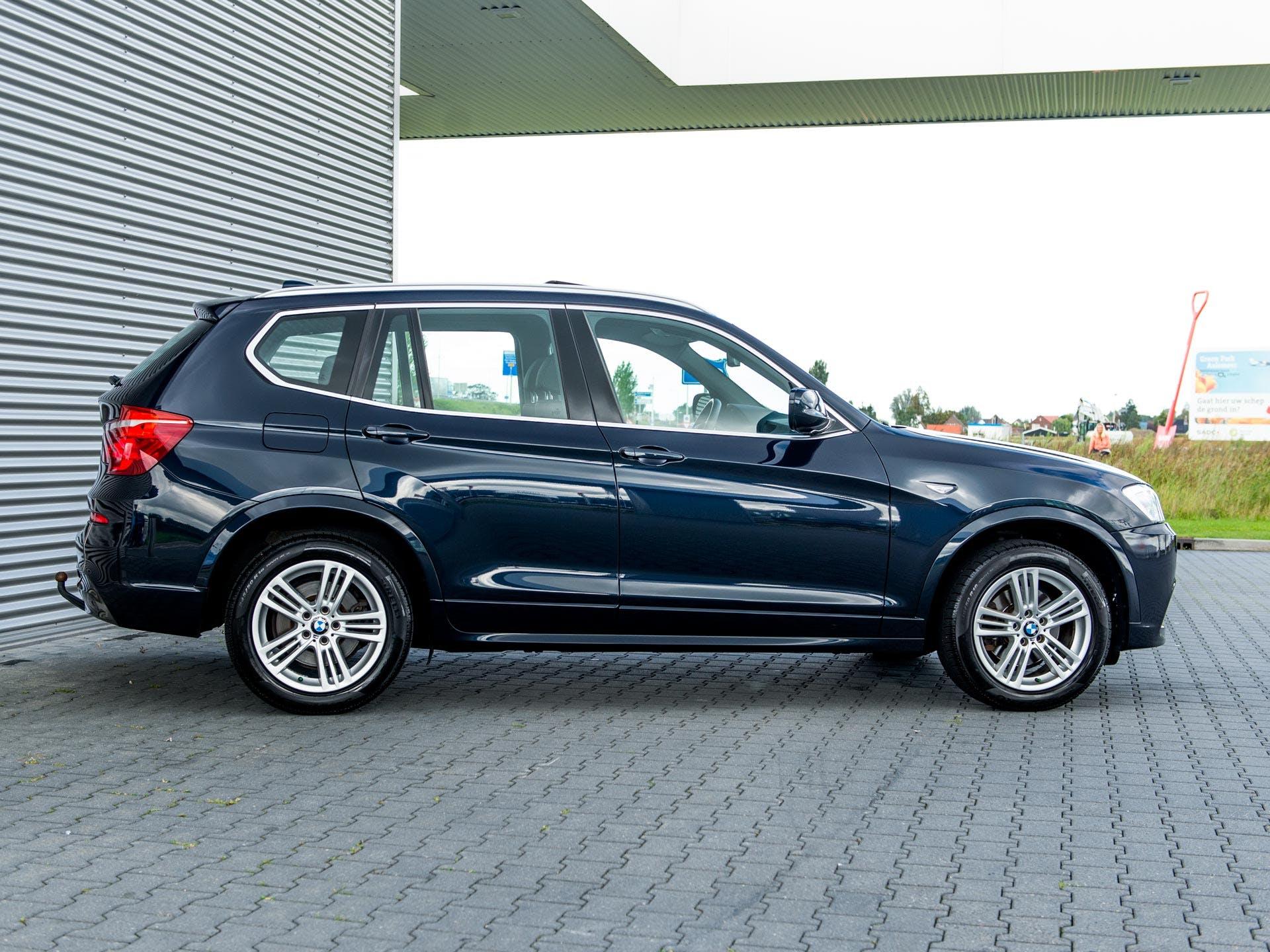 Tweedehands BMW X3 2012 occasion