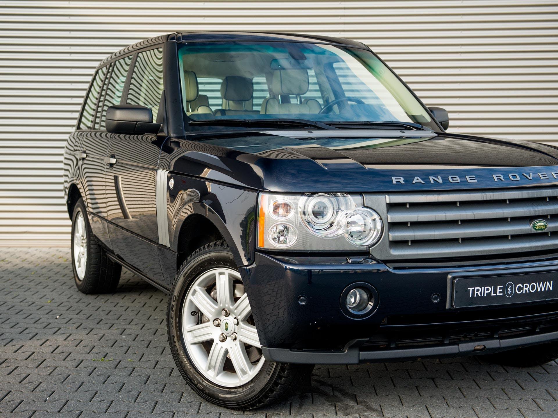 Tweedehands Range Rover Vogue 2008 occasion
