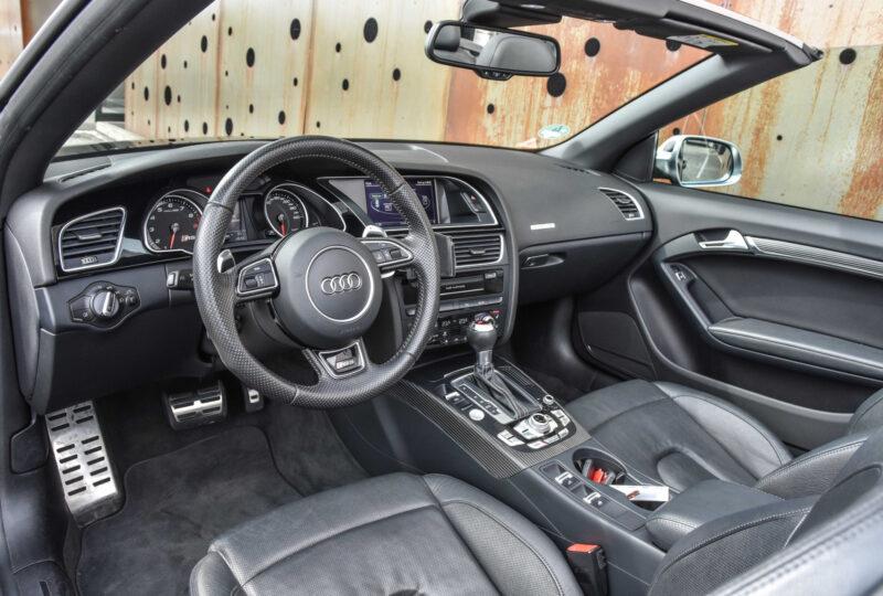 Tweedehands Audi RS5 Cabriolet 2014 occasion