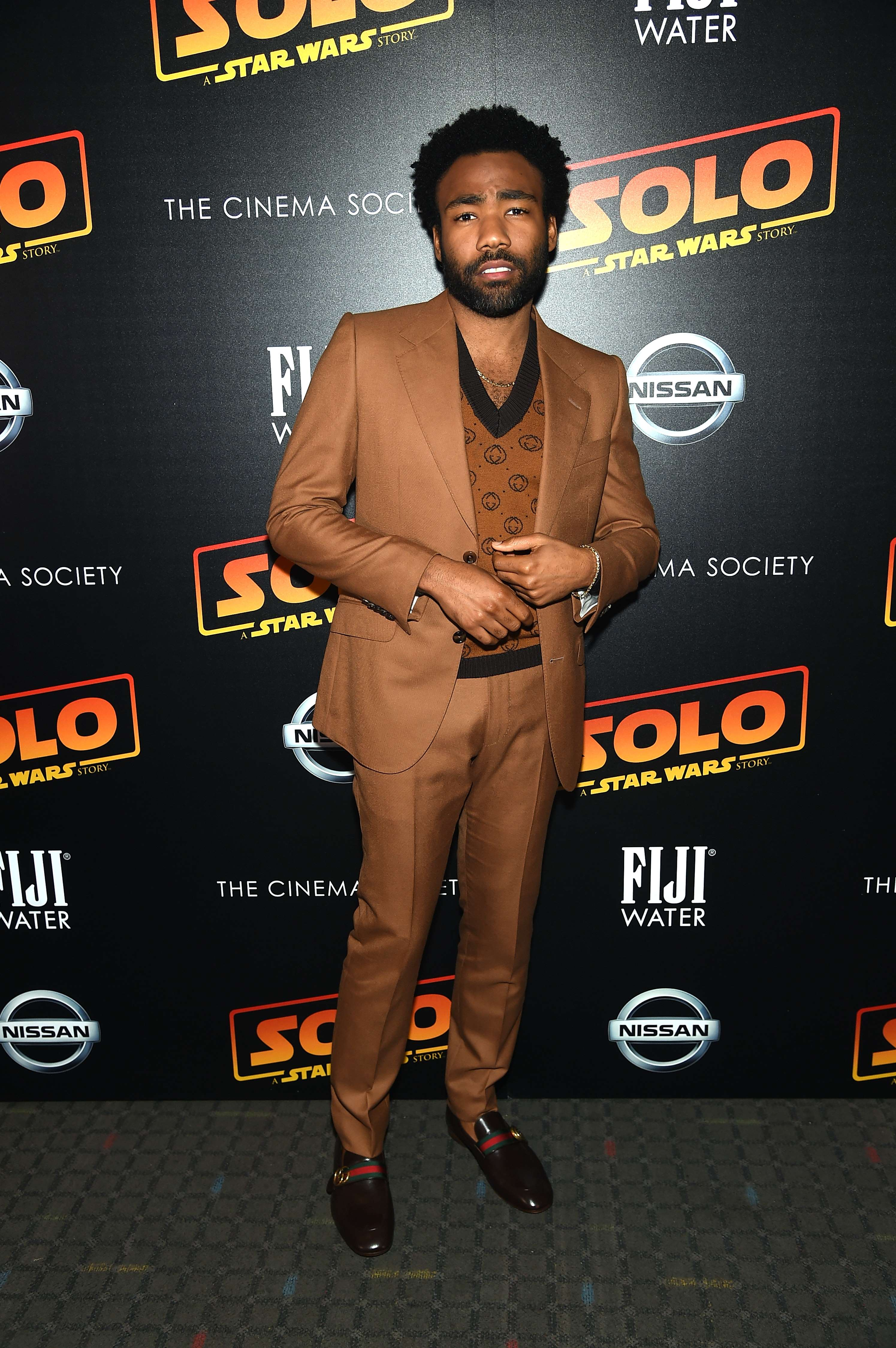Solo: A Star Wars Story, donald glover, beste outfits, stijl