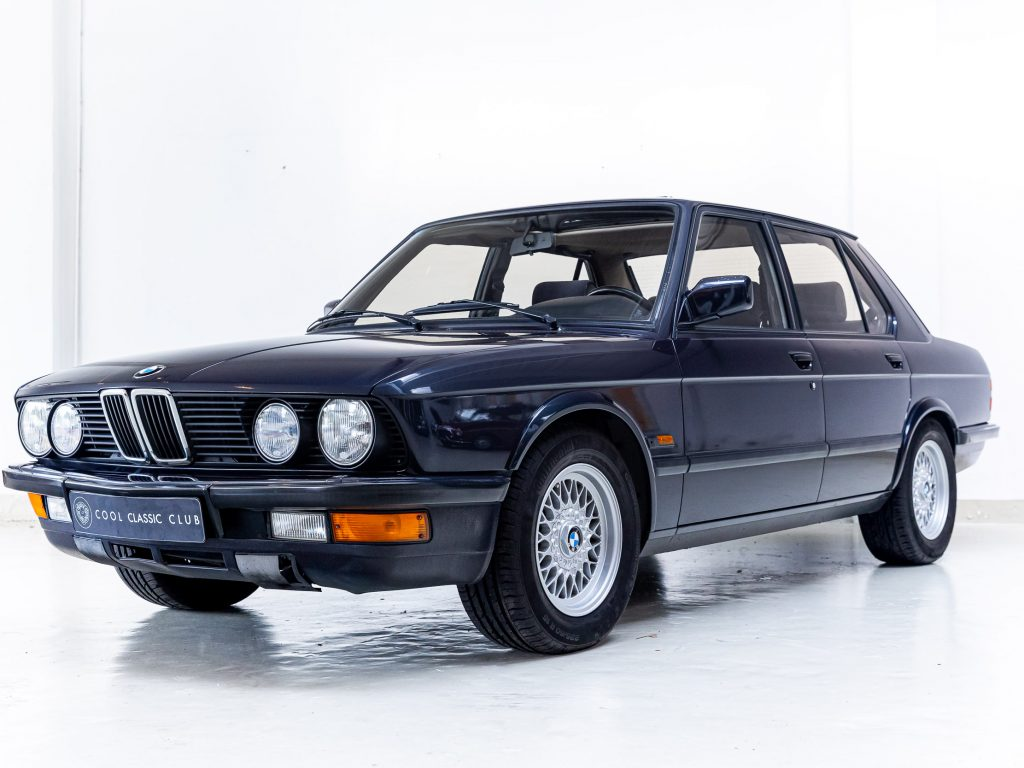Tweedehands BMW 5 Serie 535i 1987 occasion