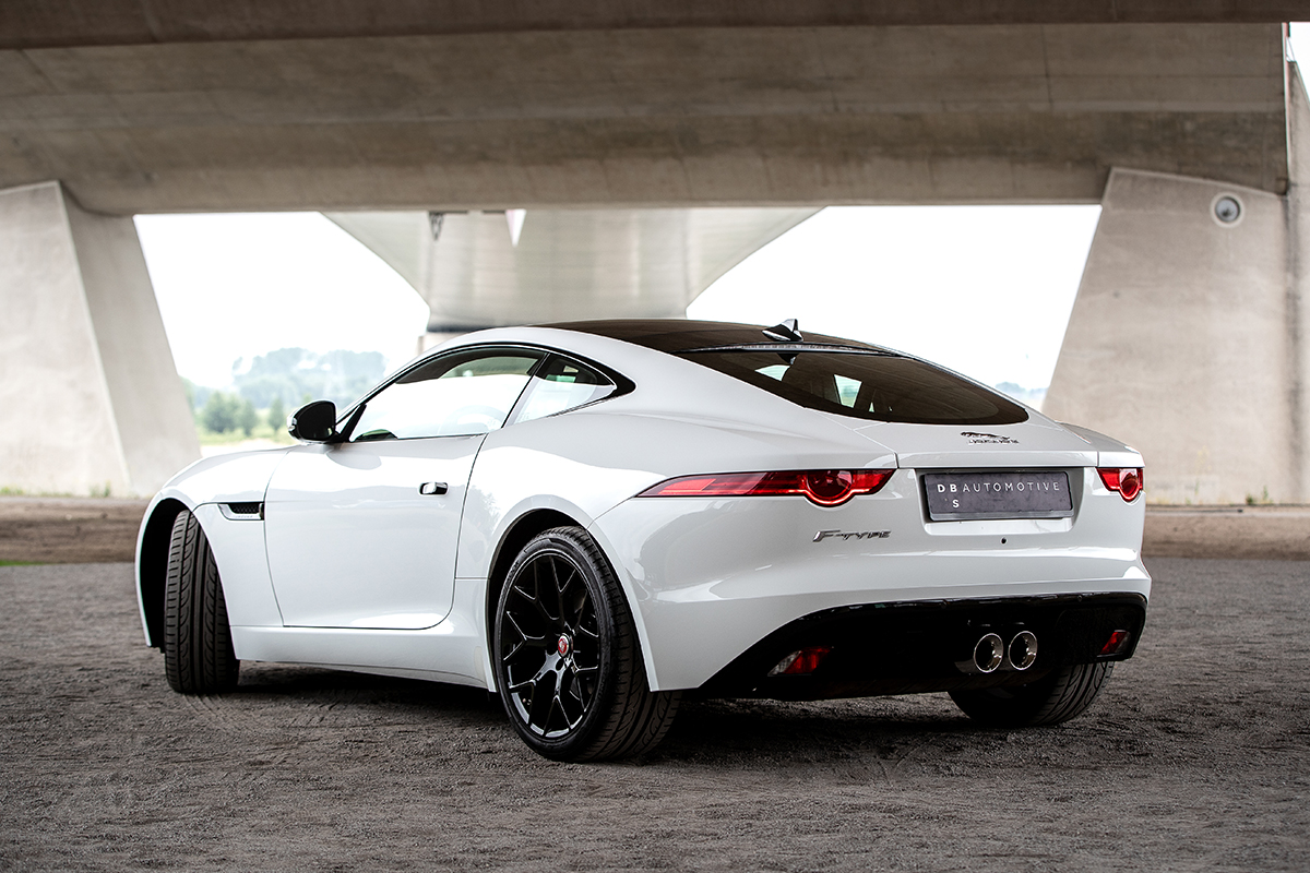 Tweedehands Jaguar F-Type Coupé 2014 occasion
