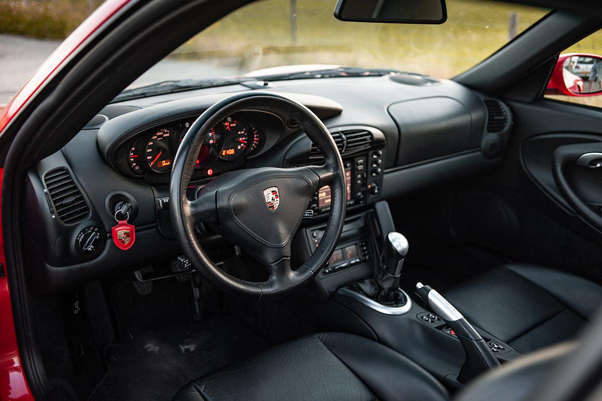 Tweedehands Porsche 911 3.6 Coupé Turbo 2001 occasion